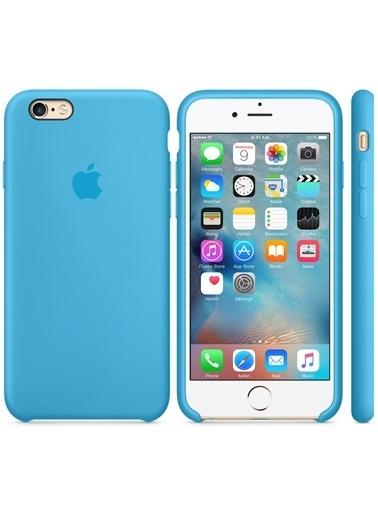 Jacobson Apple iPhone 6/6S Sert Silikon Kılıf Renkli